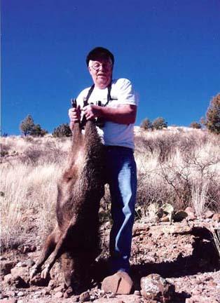 Bruce-Zigler javelina NM rifle