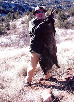 Richie-Flowers NM Javelina AZ