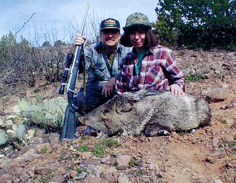 Sandy Picardi SD NM Javelina