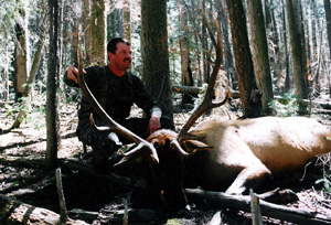 alan kalkhoven OR 6x6 archery bull